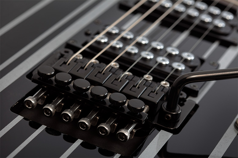 "Floyd Rose Special ""Hot Rod"" Locking Tremolo"